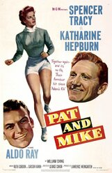 Постер к фильму «Пэт и Майк»