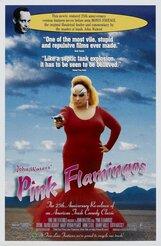 Постер к фильму «Розовые фламинго»