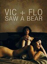 Постер к фильму «Вик и Фло увидели медведя»