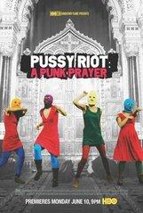 Постер к фильму «Показательный процесс: История Pussy Riot»