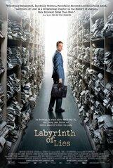 Постер к фильму «В лабиринте молчания»