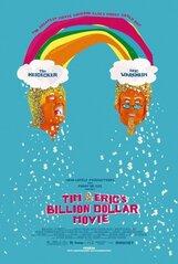 Постер к фильму «Фильм на миллиард долларов Тима и Эрика»