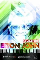Постер к фильму «Концерт Элтона Джона»