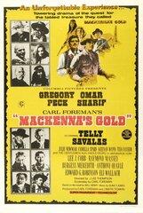 Постер к фильму «Золото Маккенны»