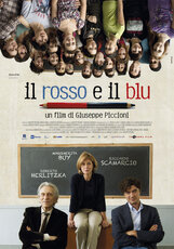 Постер к фильму «Красное и синее»