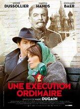 Постер к фильму «Обыкновенная казнь»