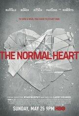 Постер к фильму «Обычное сердце»