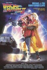 Постер к фильму «Назад в будущее 2»