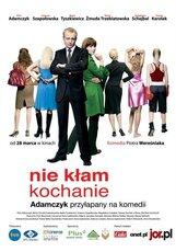 Постер к фильму «Не лги, любовь моя»