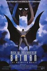 Постер к фильму «Бэтмэн: Маска фантазма»