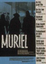 Постер к фильму «Мюриэль, или Время возвращения»