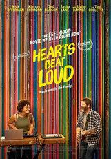 Постер к фильму « Громко бьются сердца»