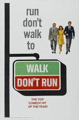 Постер к фильму «Иди, а не беги»