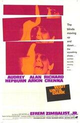 Постер к фильму «Дождись темноты»