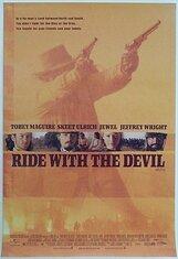 Постер к фильму «Погоня с Дьяволом»