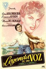 Постер к фильму «Молодой Карузо»
