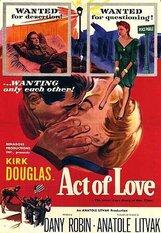 Постер к фильму «Акт любви»