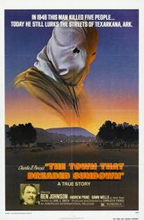Постер к фильму «Город, который боялся заката»
