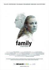 Постер к фильму «Член семьи»