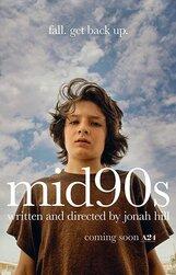 Постер к фильму «Середина 90х»