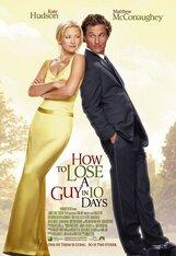 Постер к фильму «Как отделаться от парня за 10 дней»