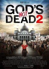 Постер к фильму «Бог не умер 2»