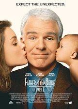 Постер к фильму «Отец невесты 2»