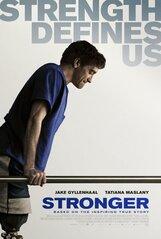 Постер к фильму «Сильнее»