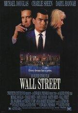 Постер к фильму «Уолл-стрит»