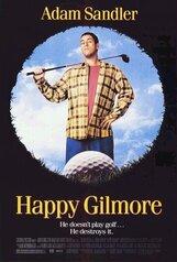 Постер к фильму «Счастливчик Гилмор»