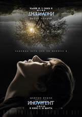 Постер к фильму «Дивергент, глава 2: Инсургент 3D»