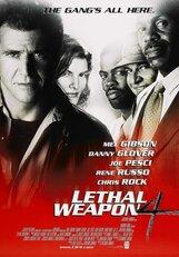 Постер к фильму «Смертельное оружие 4»