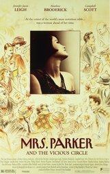 Постер к фильму «Миссис Паркер и порочный круг»