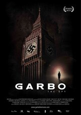 Постер к фильму «Гарбо: Шпион»