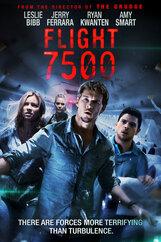 Постер к фильму «7500»
