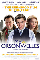Постер к фильму «Я и Орсон Уэллс»