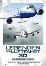 Постер к фильму «Легенды о полете 3D»