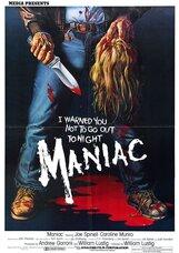 Постер к фильму «Маньяк»