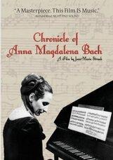 Постер к фильму «Хроники Анны-Магдалены Бах»