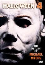 Постер к фильму «Хэллоуин 4: Возвращение Майкла Майерса»