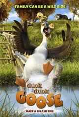 Постер к фильму «Утка, утка, гусь»