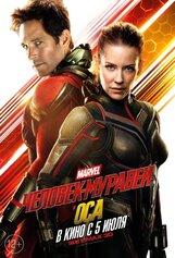 Постер к фильму «Человек-муравей и Оса»