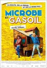 Постер к фильму «Микроб и бензин»