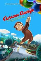 Постер к фильму «Любопытный Джордж»