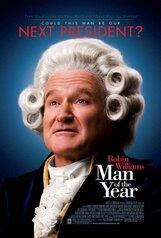 Постер к фильму «Человек года»
