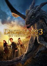 Постер к фильму «Сердце дракона-3: Проклятье чародея»