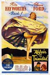 Постер к фильму «Афера на Тринидаде»