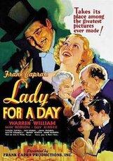 Постер к фильму «Леди на один день»
