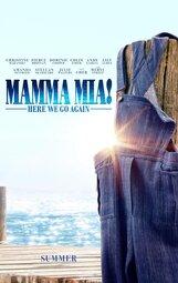 Постер к фильму «Mamma Mia 2»