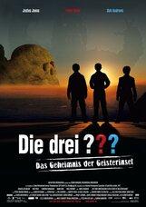 Постер к фильму «Три сыщика: Тайна Острова скелетов»